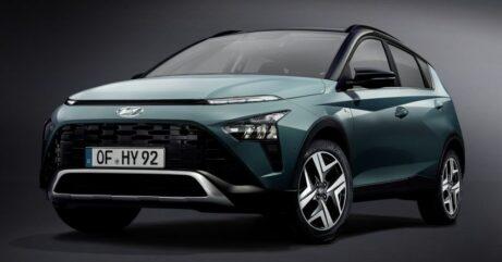 Hyundai Unveils Bayon Crossover SUV 7