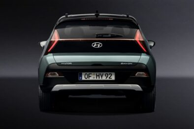 Hyundai Unveils Bayon Crossover SUV 12