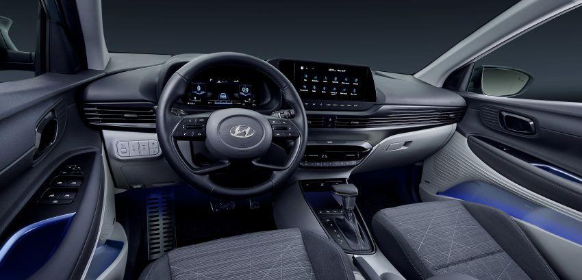 Hyundai Unveils Bayon Crossover SUV 4
