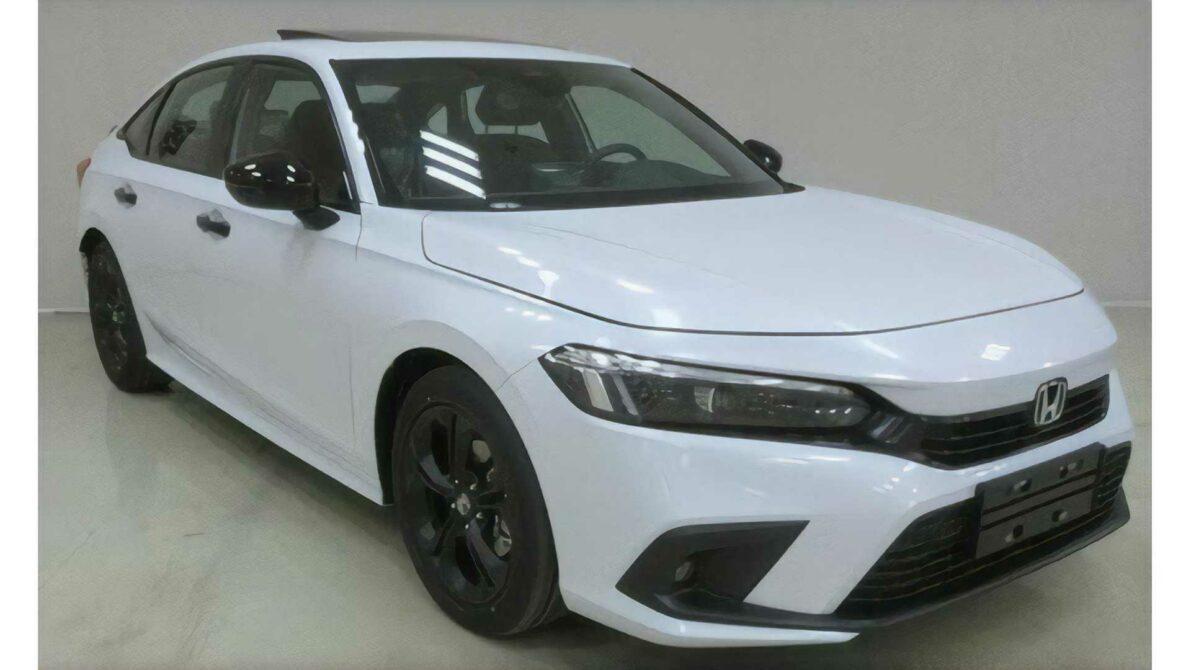 Production-Spec 2022 Honda Civic Leaked 4