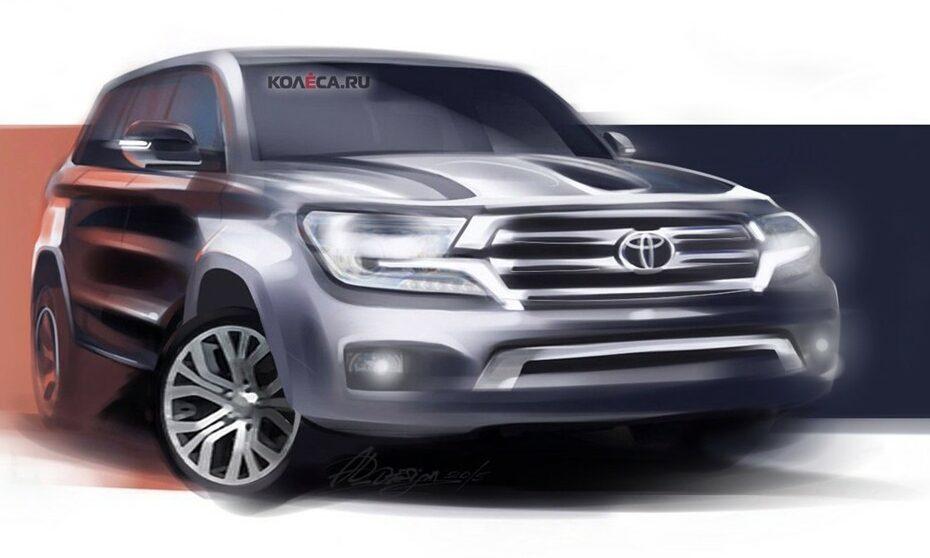 Next Generation Toyota Land Cruiser Delayed Yet Again 2