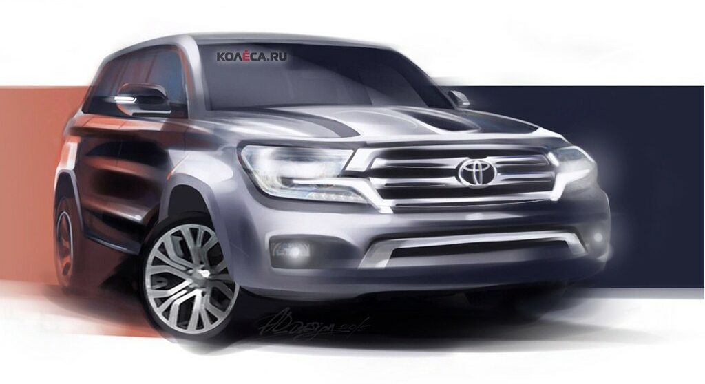 Next Generation Toyota Land Cruiser Delayed Yet Again 1