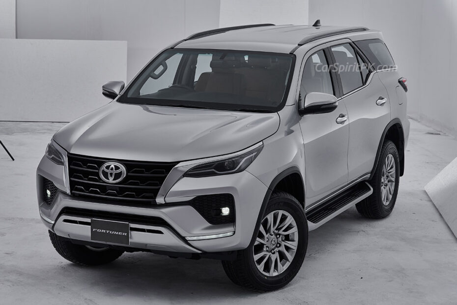 Toyota Bringing the New Fortuner to Up Its Game 2