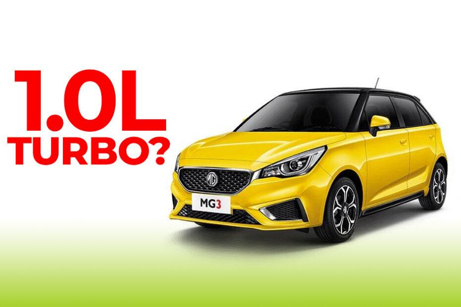 Will MG3 Get 1.0L Turbo for Pakistan? 9