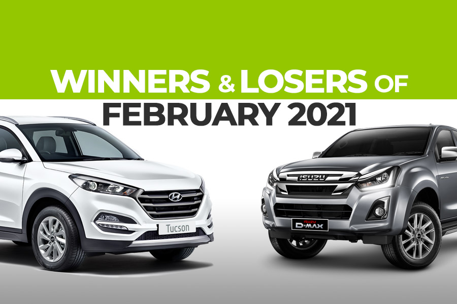 Winners & Losers of February 2021 5