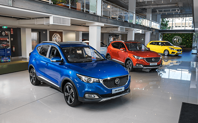 MG Leads Another Surge in Chinese New Car Sales in Australia 1