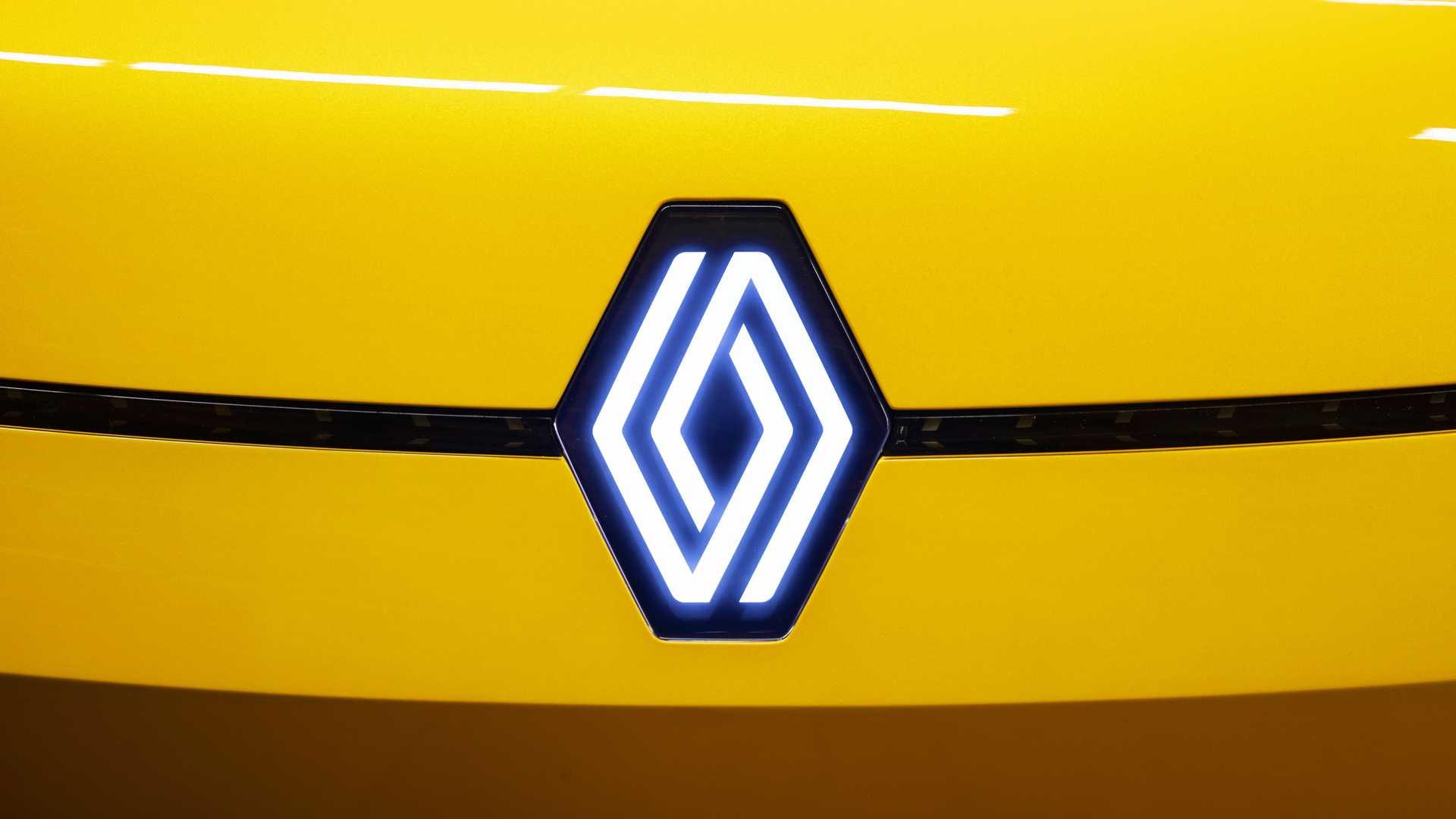 Renault Revamping Its Logo 1