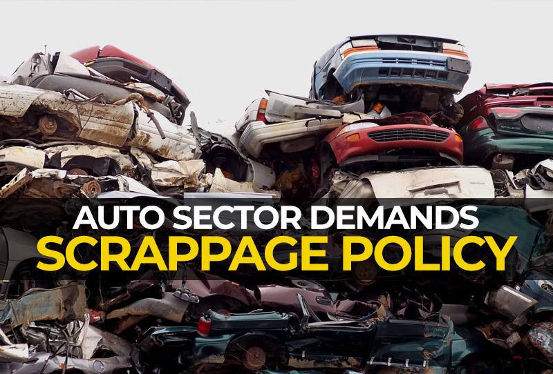 Auto Sector Demands Car Scrappage Policy 1