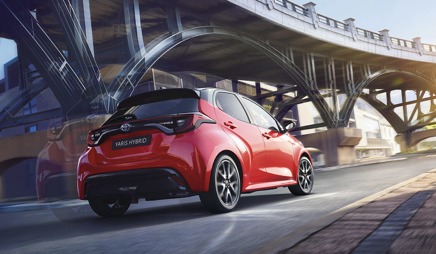 Toyota Yaris Wins 2021 European Car of the Year Award 2