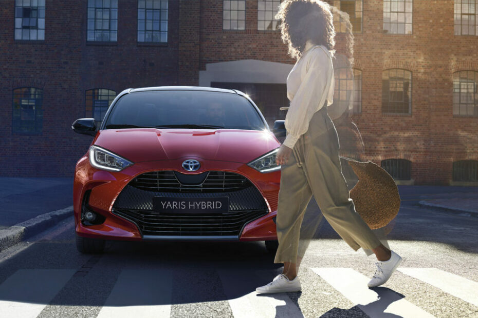 Toyota Yaris Wins 2021 European Car of the Year Award 1