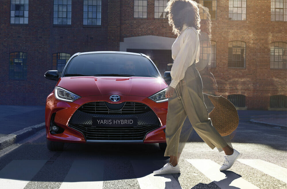 Toyota Yaris Wins 2021 European Car of the Year Award 4