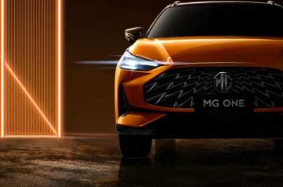 MG One Revealed Ahead of Debut 3