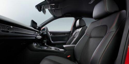 11th Gen Honda Civic Hatchback Debuts 10