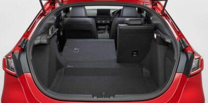11th Gen Honda Civic Hatchback Debuts 12