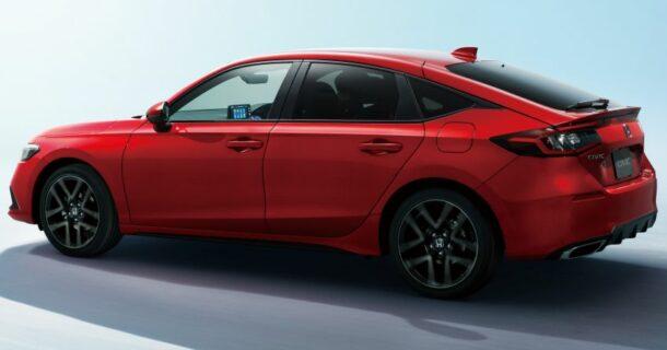 11th Gen Honda Civic Hatchback Debuts 5