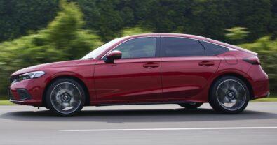 11th Gen Honda Civic Hatchback Debuts 14