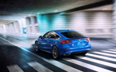 11th Gen Honda Civic Hatchback Debuts 18