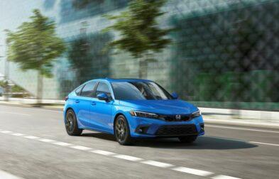 11th Gen Honda Civic Hatchback Debuts 19