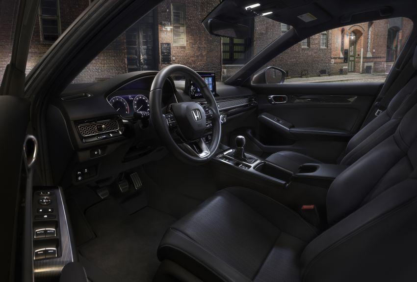 2022 Honda Civic Hatchback United States 7 850x574 1