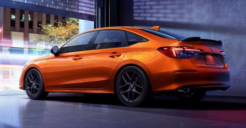 2022 Honda Civic Si debut 2 850x445 1