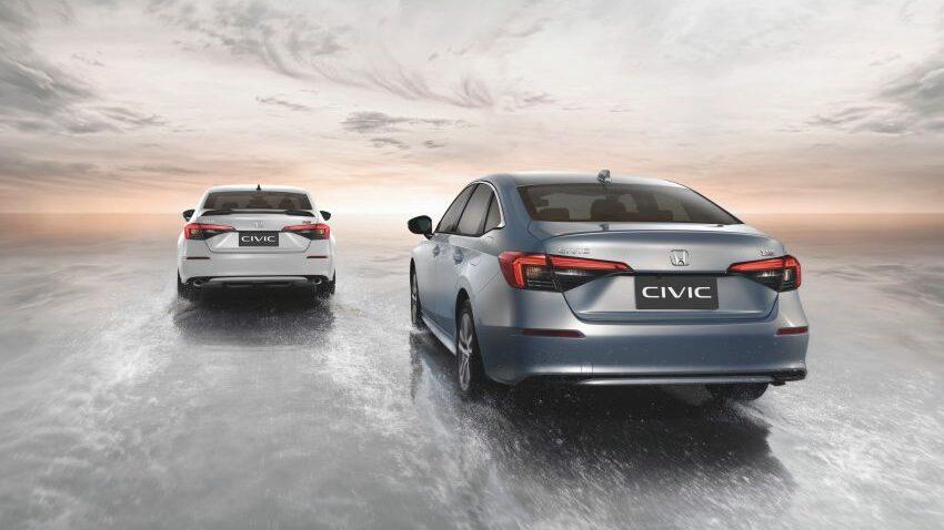 2022 Honda Civic Thailand 3 850x596 1