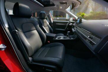 Official: 11th Gen Honda Civic Debuts 2