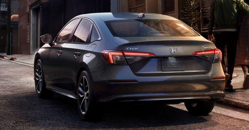 2022 Honda Civic official debut 2 850x445 1