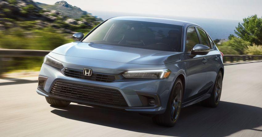 2022 Honda Civic official debut 5 850x445 1
