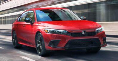 Official: 11th Gen Honda Civic Debuts 6