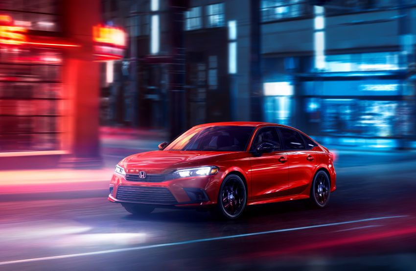 2022 Honda Civic official debut 8 850x554 1
