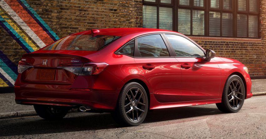 2022 Honda Civic official debut 9 850x445 1