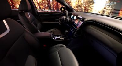 Hyundai Unveils the Santa Cruz Pickup 9