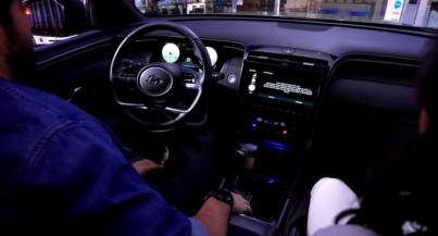 Hyundai Unveils the Santa Cruz Pickup 11
