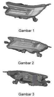 Honda N7X (Next Gen BR-V) Patent Drawings Leaked 2
