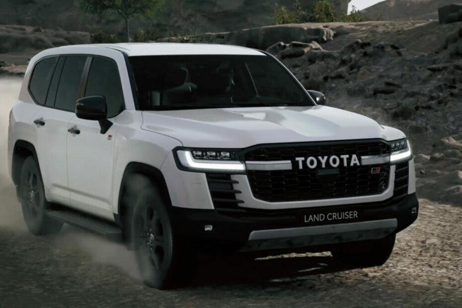 2022 Toyota Land Cruiser 03