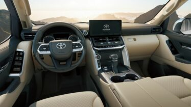 All New Toyota Land Cruiser 300 Debuts 1