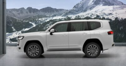 All New Toyota Land Cruiser 300 Debuts 5