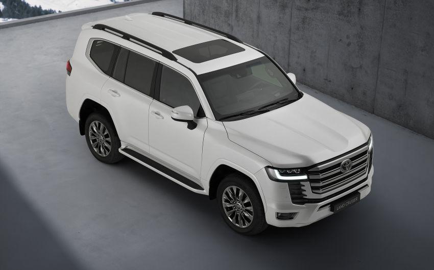 2022 Toyota Land Cruiser 6 850x529 1