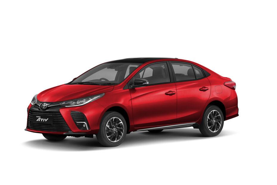 2022 Toyota Yaris Ativ Thailand 15