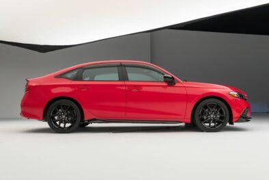 11th Gen Honda Civic Pricing Announced 5