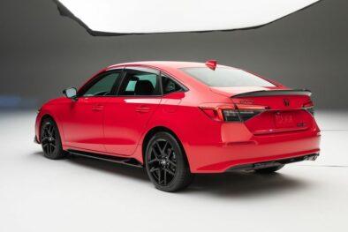 11th Gen Honda Civic Pricing Announced 7