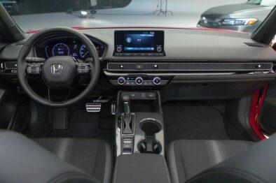 11th Gen Honda Civic Pricing Announced 15