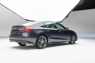 11th Gen Honda Civic Pricing Announced 20