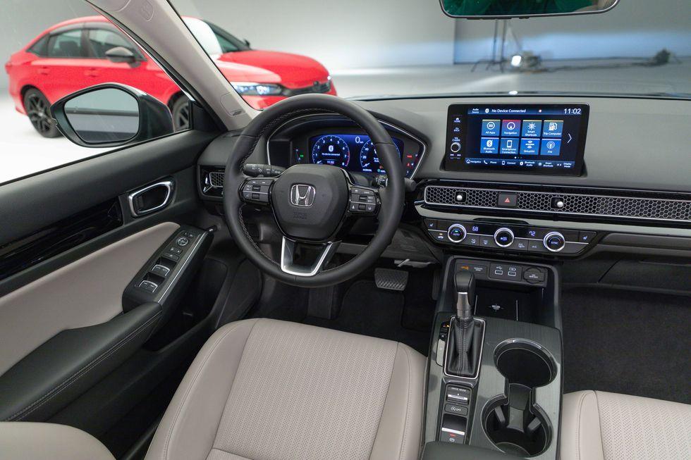 11th Gen Honda Civic Pricing Announced 28