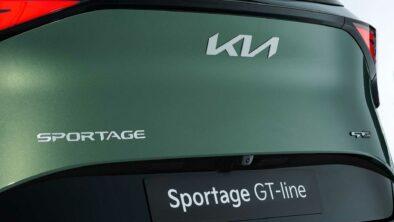 5th Gen Kia Sportage Euro-Spec Revealed 7