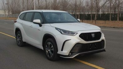 Toyota Crown to Relive as Large SUV 3