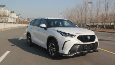 Toyota Crown to Relive as Large SUV 1