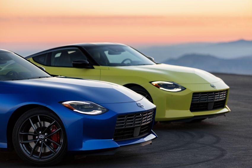 2023 Nissan Z debut 2 850x567 1