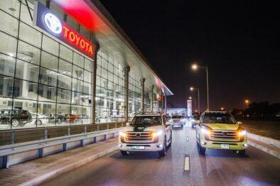 All New Toyota Land Cruiser Added to Dubai & Abu Dhabi Police Fleets 3