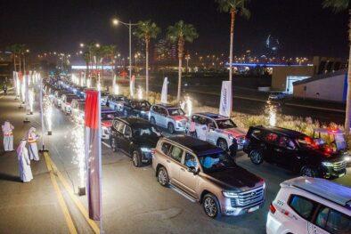 All New Toyota Land Cruiser Added to Dubai & Abu Dhabi Police Fleets 2